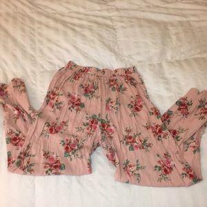 NWOT gorgeous boho pants